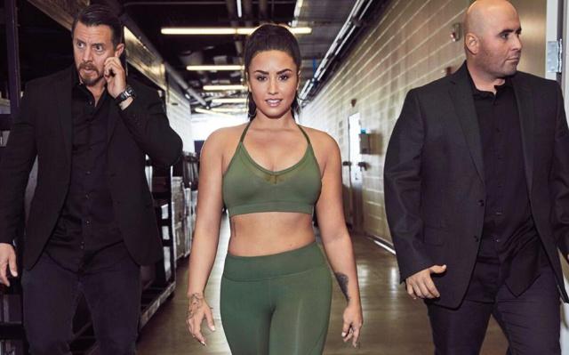 Demi Lovato es dada de alta e ingresa a rehabilitación