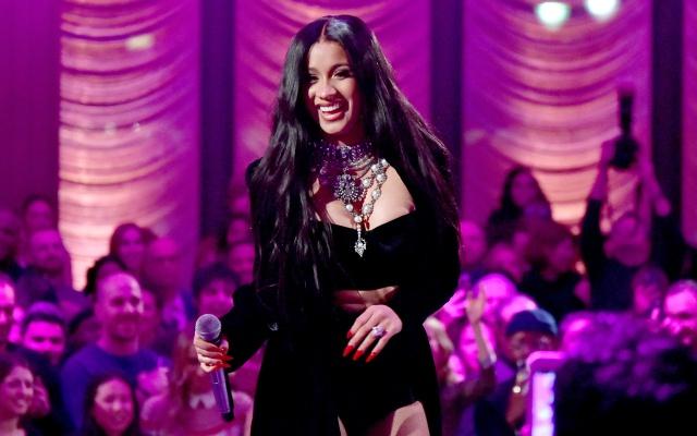 Cardi B abrirá la ceremonia de los MTV Video Music Awards