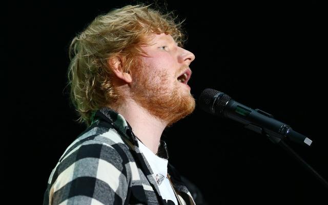 Ed Sheeran y Sean Paul estarían preparando algo juntos