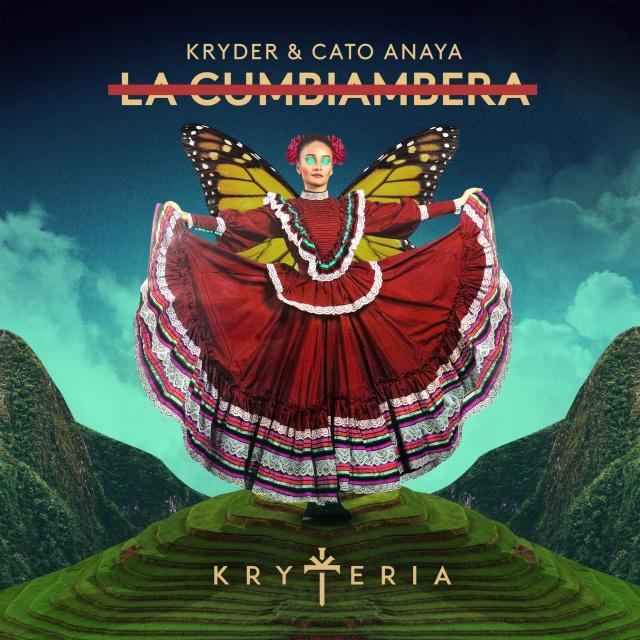 Escucha 'La Cumbiambera', lo más reciente de Cato Anaya