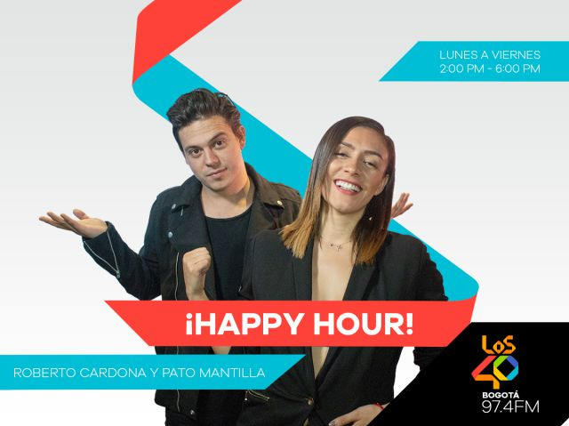 Happy Hour de LOS40