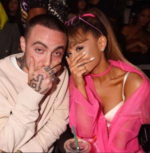 Ariana Grande bloquea los comentarios en su cuenta de Instagram tras la muerte de Mac Miller