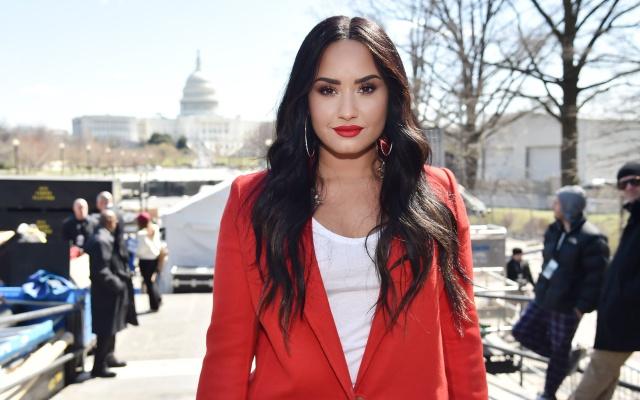 Primeras fotos de Demi Lovato después de su sobredosis
