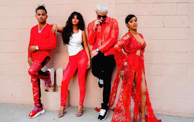 Dj Snake presenta su nuevo sencillo junto a Selena Gómez, Ozuna y Cardi B