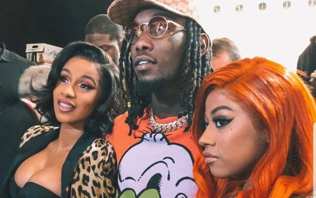 Cardi B recluta al ex de Nicki Minaj para su siguiente sencillo