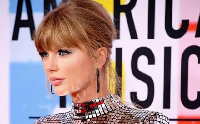 Taylor Swift arrasa en la gala de los AMA's