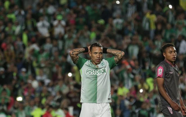 ¡No va más! Dayro Moreno fue despedido del Nacional