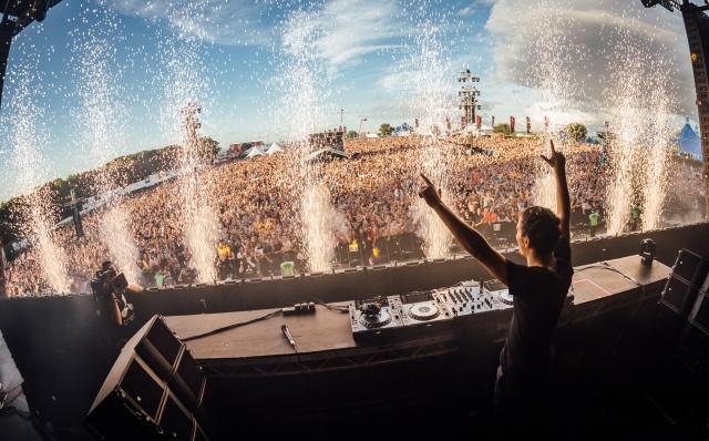 Martin Garrix nuevamente nombrado DJ #1 del mundo