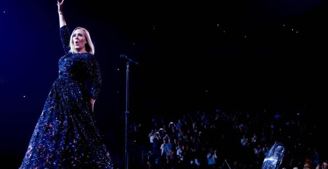 Adele se consagra como la celebridad joven más rica del Reino Unido