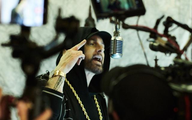 El bonito gesto de Eminem con sus fans