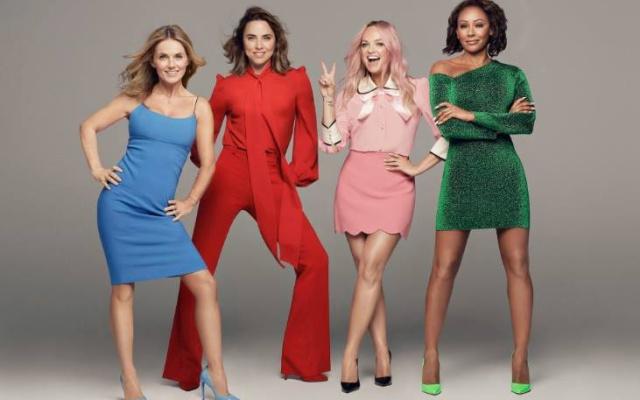 Victoria Beckham le desea todo lo mejor a las Spice Girls