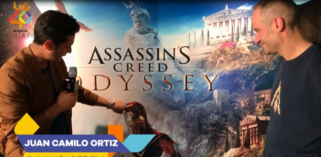 Assassin's Creed: Odyssey en LOS40