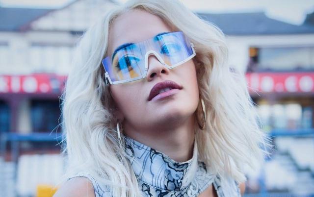 ¿Rita Ora estrena nuevo amor?