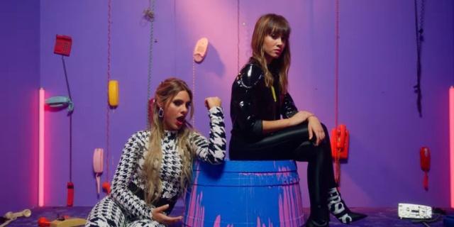 """Aitana y Lele Pons estrenan el remix de """"Teléfono"""""""