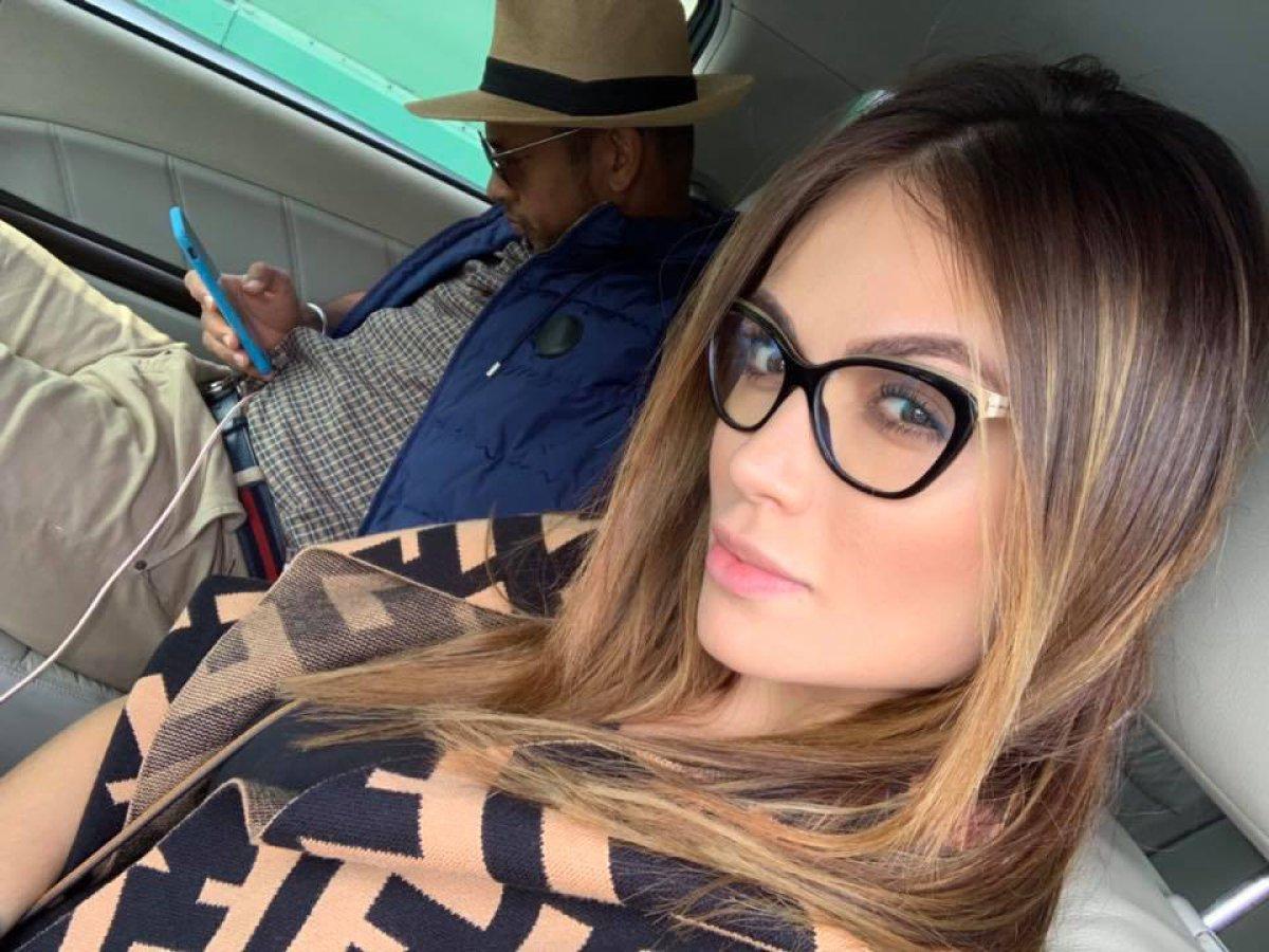 Sara Uribe revela dónde nacerá su hijo