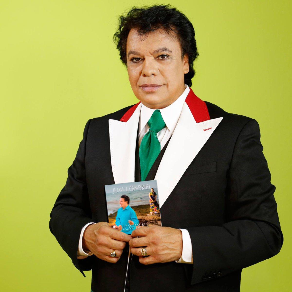 ¡Esta es la foto que comprueba que Juan Gabriel está vivo!
