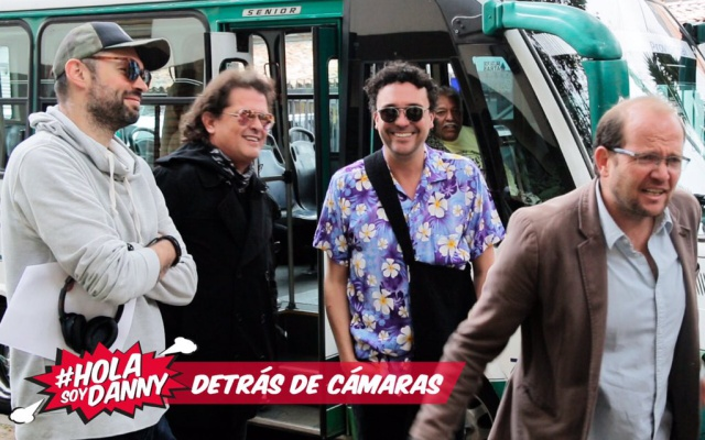 Hermosa sorpresa de Andrés Cepeda, Santiago Cruz y Carlos Vives a una venezolana