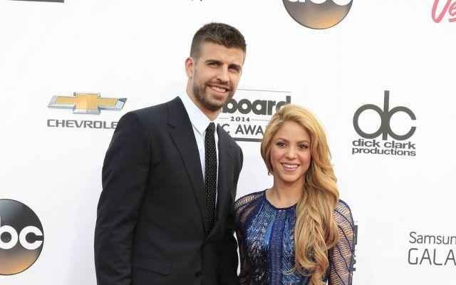 Las emotivas fotos familiares de Shakira al finalizar el año