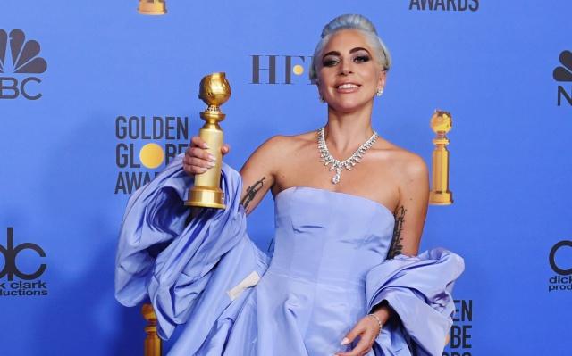 Lady Gaga: ganadora del Globo de Oro por 'Shallow'