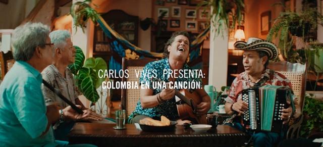 Carlos Vives presenta: