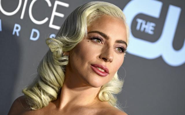El amargo momento de Lady Gaga en los Critics' Choice Awards