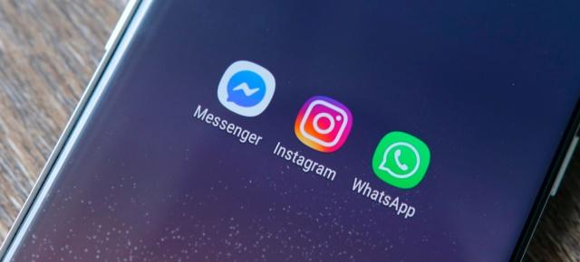 Whatsapp, Instagram y Facebook ahora se fusionan