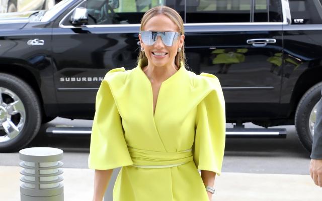 Jennifer Lopez será una de las presentadoras de los Óscar