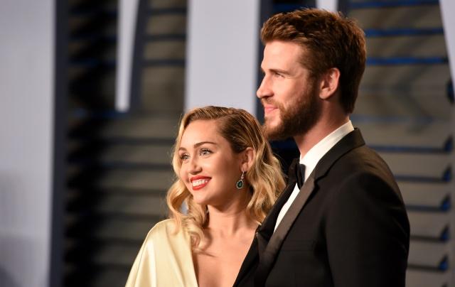Liam Hemsworth y Miley Cyrus se casaron en un 'momento ideal' de sus vidas