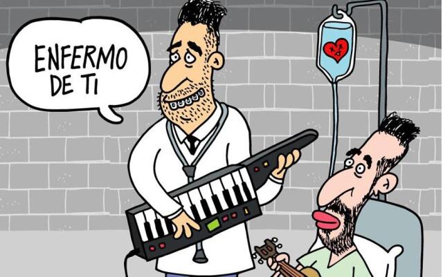 """Alkilados estrena """"Enfermo De Ti"""""""