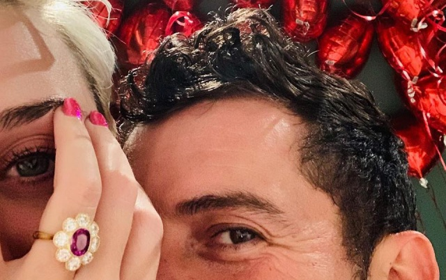 Así surgió el amor entre Katy Perry y Orlando Bloom