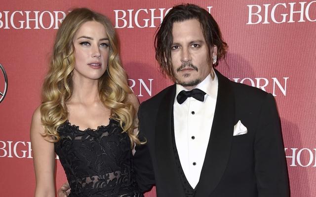 Johnny Depp demanda a su exesposa por difamación