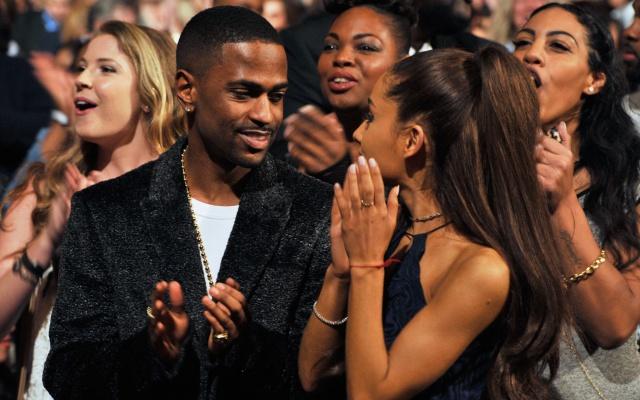 Ariana Grande y Big Sean vuelven a reunirse