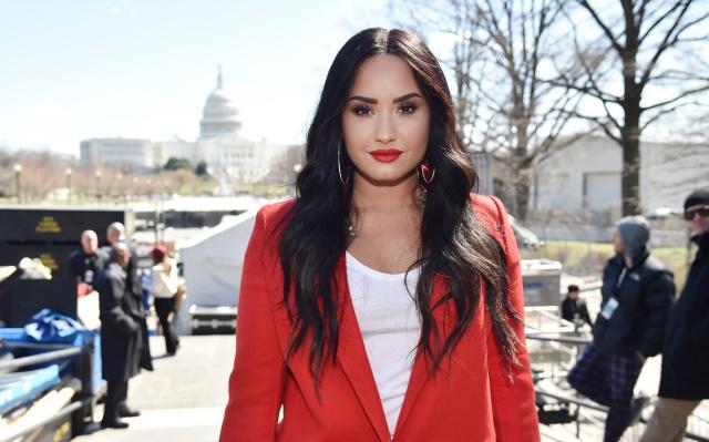 Esto hizo Demi Lovato para superar su ruptura amorosa