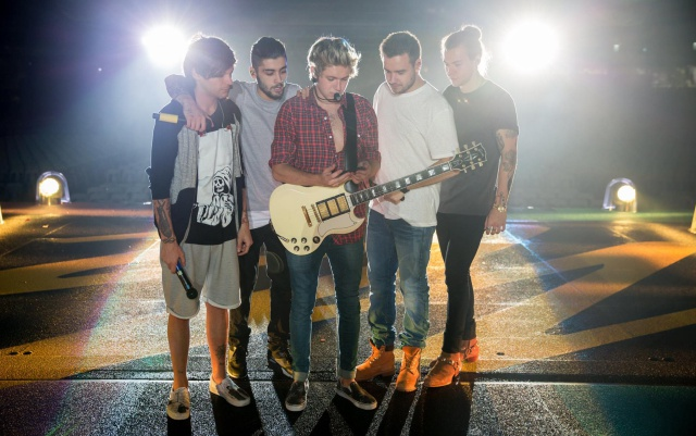 Estos ex integrantes de One Direction no se llevan bien