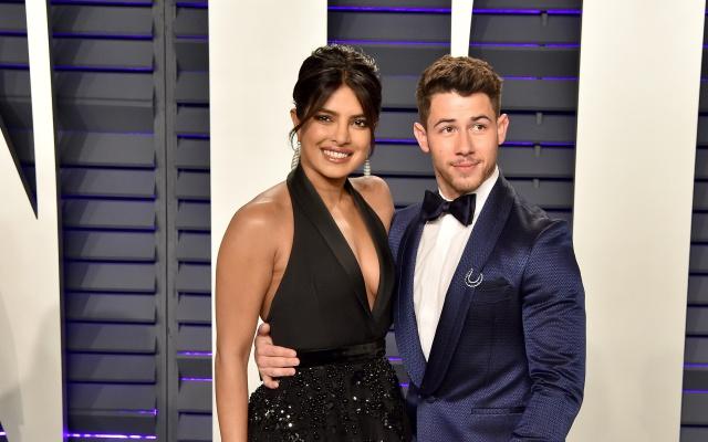 Nick Jonas y Priyanka Chopra podrían grabar juntos