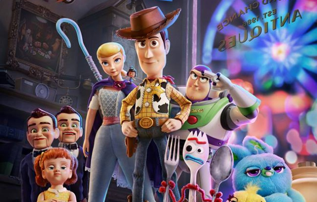"""¡Se vale llorar! Salió el primer tailer de """"Toy Story 4"""""""