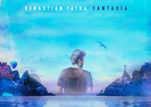 Sebastián Yatra anuncia la fecha del lanzamiento de 'Fantasía'