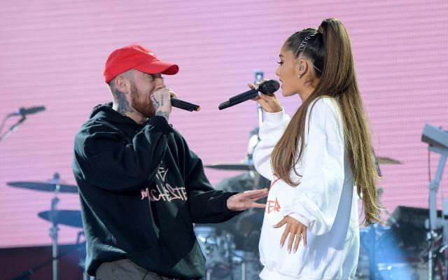 Ariana Grande rinde homenaje a Mac Miller