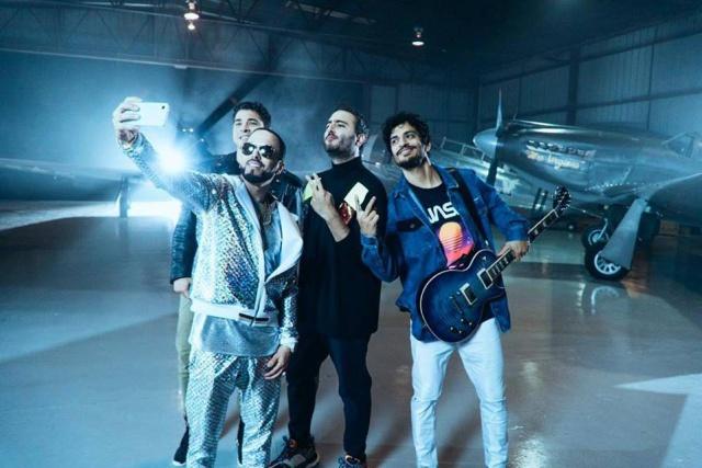 Reik estrena su sencillo junto a Wisin y Yandel