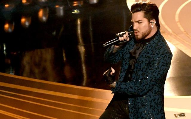 Adam Lambert confirma su relación con un joven modelo español