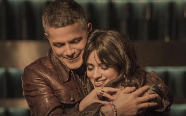 Alejandro Sanz presenta su nuevo sencillo con Camila Cabello