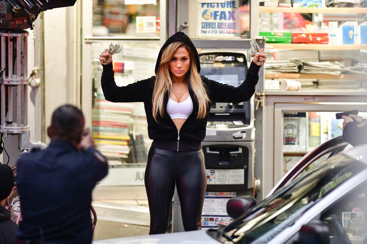El impresionante cuerpazo de Jennifer Lopez con casi 50 años
