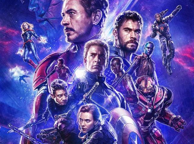 Marvel reveló el nuevo trailer de Avengers: Endgame
