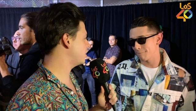 Lenny Tavárez nos cuenta de su nuevo álbum desde Las Vegas