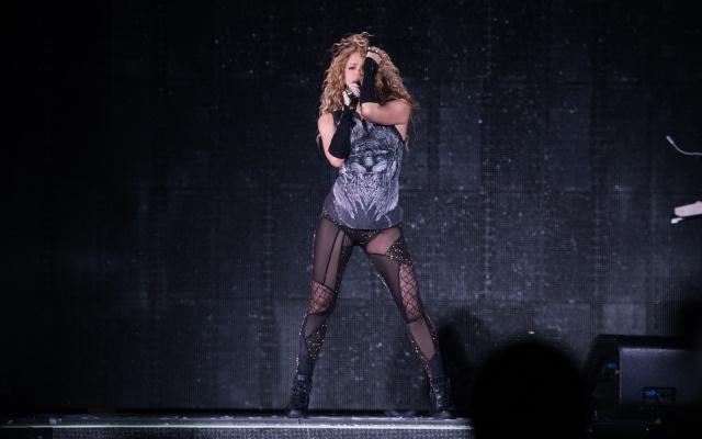 ¿Sin ropa interior? Foto de Shakira confunde a algunos