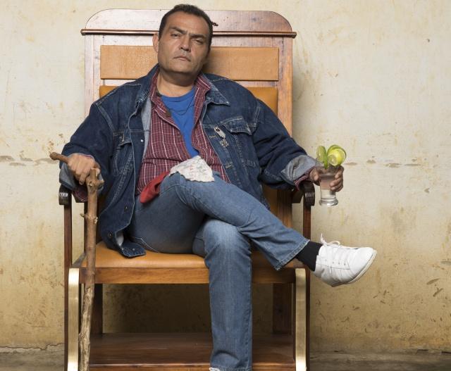 """A Enrique Carriazo se le cruzaron los cables en plena grabación de """"Colmenares"""""""
