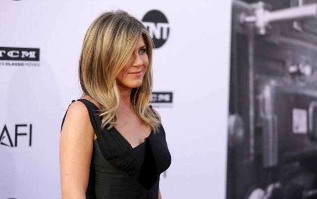 En topless, Jennifer Aniston posa para reconocida revista