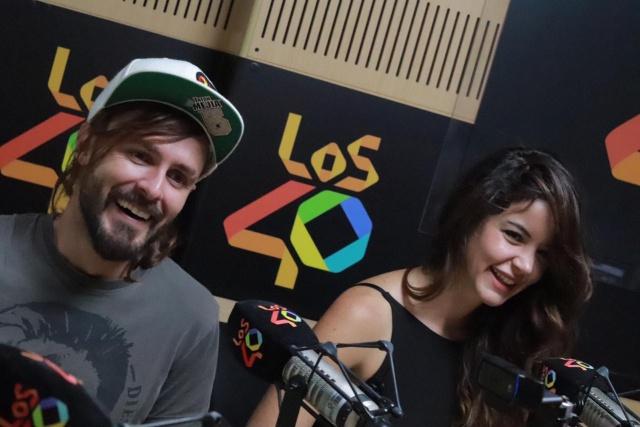 """La espectacular pareja de Maleja Restrepo y Tatan Mejía pasaron por """"El Levante"""""""