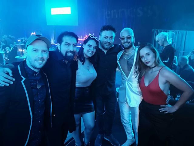 LOS40 acompañó a Maluma en el lanzamiento de su álbum 11:11
