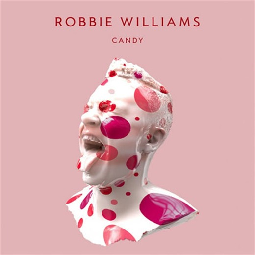 Robbie Williams estrena `Candy'